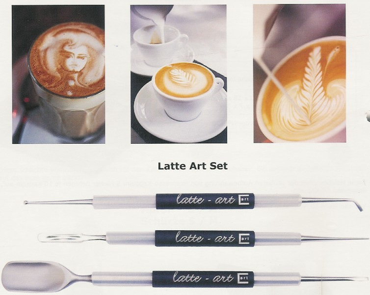 Zestaw do Latte Art - XSET
